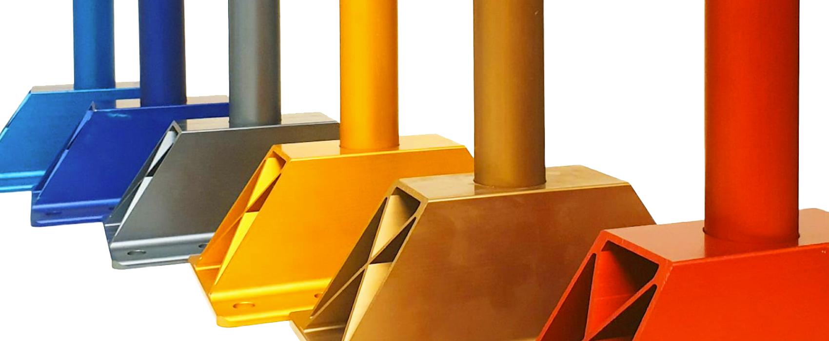 personalizza il colore del tuo dispositivo anticaduta