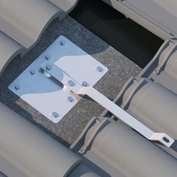 dispositivi anticaduta di tipo A per tetti