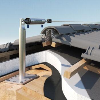 Dispositivi di ancoraggio anticaduta: il ruolo chiave del progettista