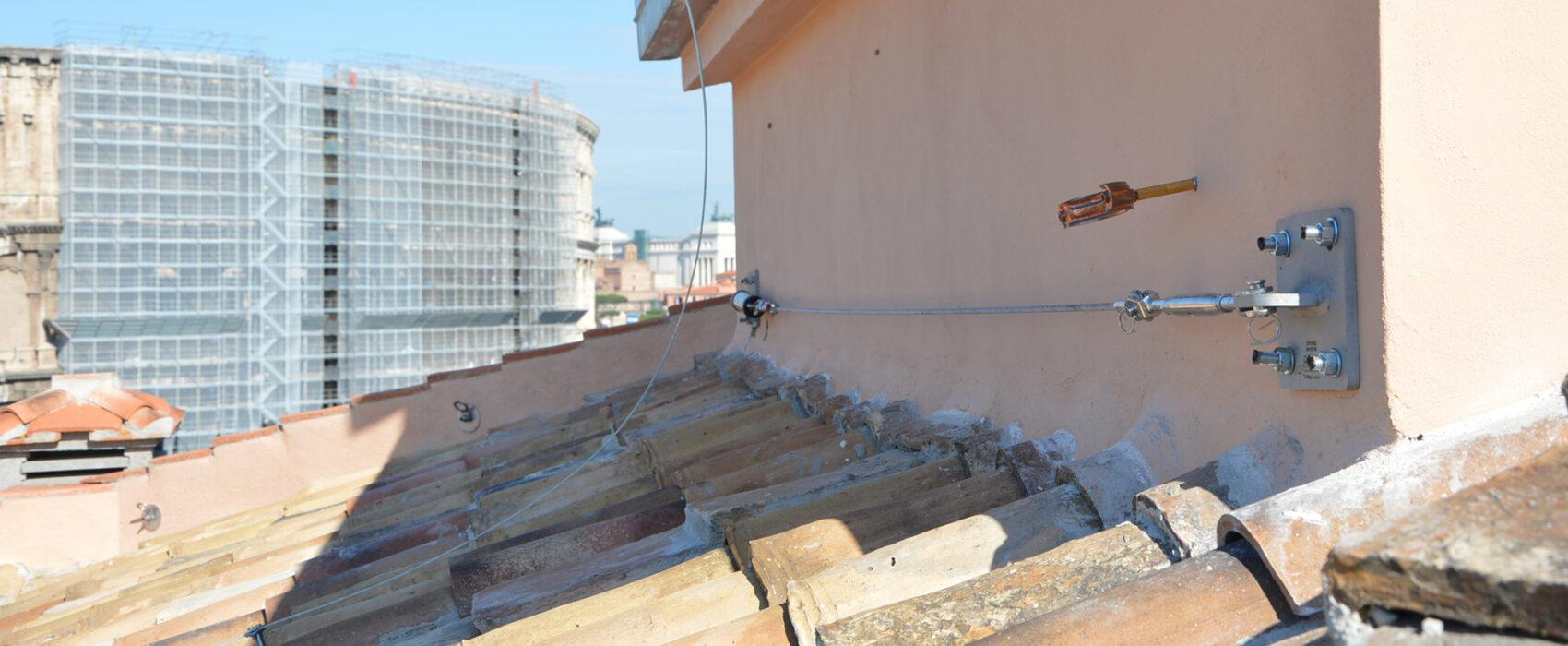Edificio Storico a Roma