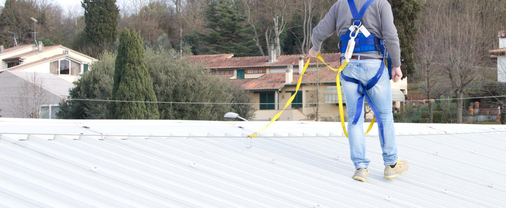 Sistemi anticaduta per tetti – Cosa sono?