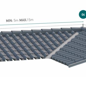 Linee vita: elemento cardine nella sicurezza per il tetto