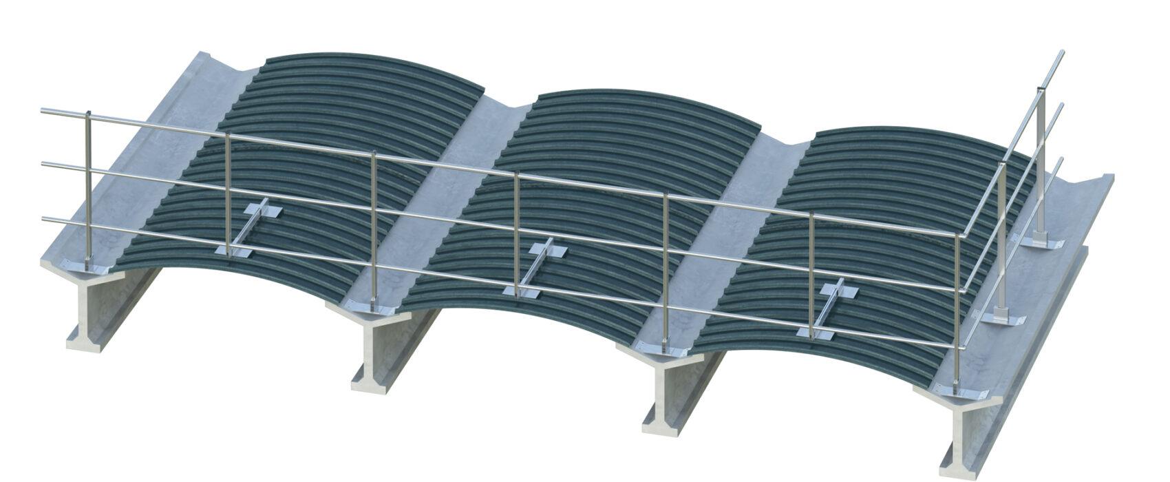 I parapetti per tetti Rego: la soluzione migliore per chi lavora in quota